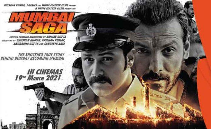 मुंबई सागा (Mumbai Saga) फिल्म समीक्षा